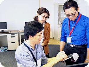 株式会社ワコムアイティ 開発現場紹介3
