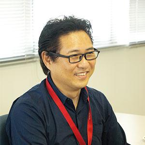 株式会社ワコムアイティ 開発者インタビュー 佐々木さん